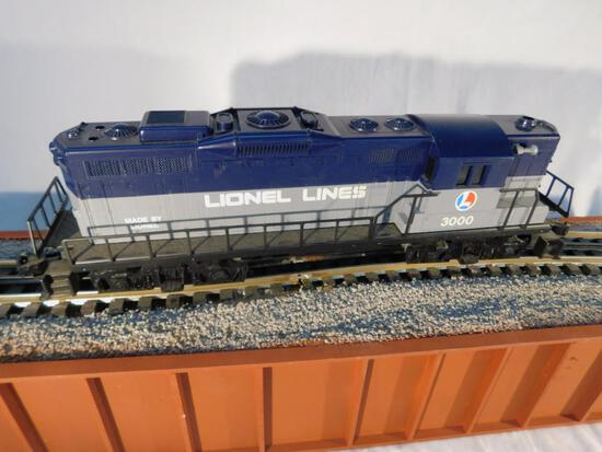 Lionel No. 6-33000 Rail Scope Video Camera System Locomotive