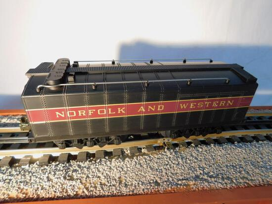 Rail King No. 30-1117 Norfolk and Western Die Cast Water Tender