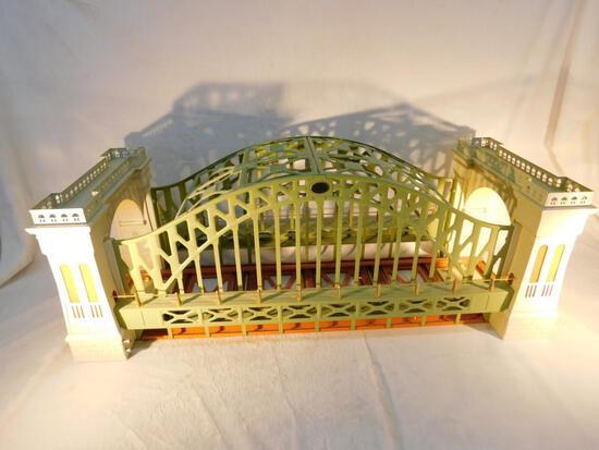 """Lionel # 305 HellGate Bridge Item #6-32904 Lighted """"O"""" Gauge Used"""