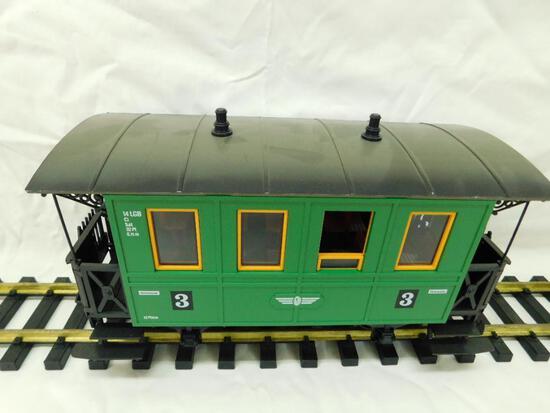 LGB - Lehmann- G-Gauge -#3010 - 3rd Class Passenger Car
