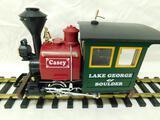 LGB - Lehmann- G-Gauge -#92377 - Lake George & Boulder 0-4-0 #5 Steam Locomotive