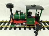 LGB - Lehmann- G-Gauge -#21140 - Field Railroad Steam Locomotive