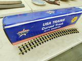 USA Trains - #R81700 - 10ft Curved Track - Full Circle - 12 Pieces #2
