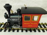 LGB - Lehmann- G-Gauge - #92477 Short Island 0-4-0 Steam Locomotive