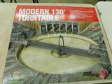 Walthers HO Scale Modern 130' Turntable In Original Box
