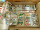 7 LGB Boxed Figures - 4 in Each Box