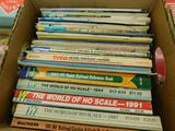 Lot of Model Train Catalogs and Magazines #1