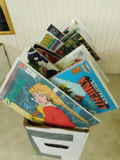 Box of 300+ Comic Books #2
