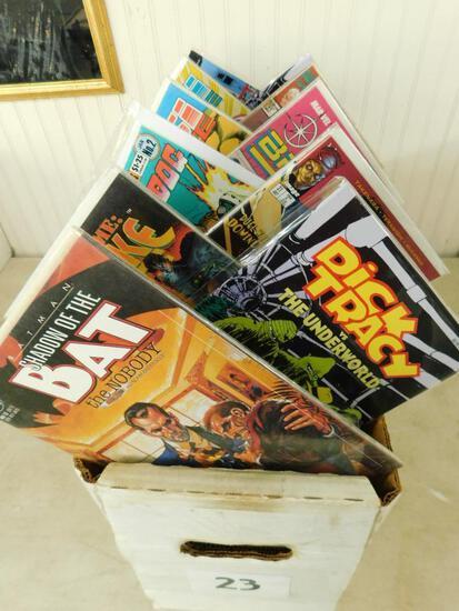 Box of 300+ Comic Books #3