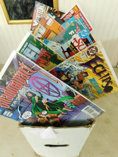 Box of 300+ Comic Books #4