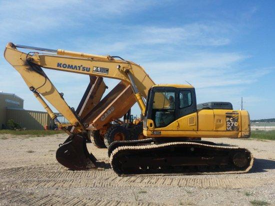 2004 Komatsu PC270LC-7L Hydraulic Excavator