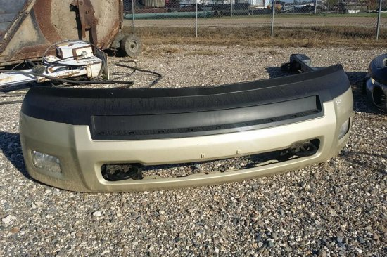 Replacement Bumper for Dodge Truck