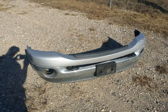 Replacement Bumper for Dodge