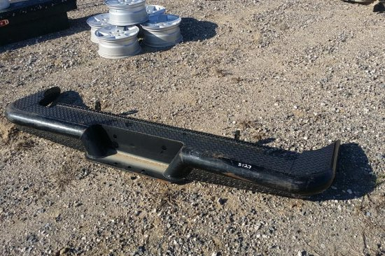 Rear Replacement Bumper
