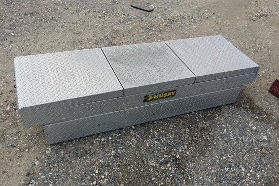 Diamond Plate Aluminum Truck Box