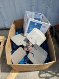 Box of Miscellaneous Electrical