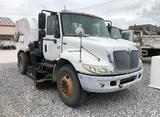 2004 International 4200 Sweeper Truck