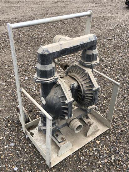 Ingersoll Rand Pneumatic Pump