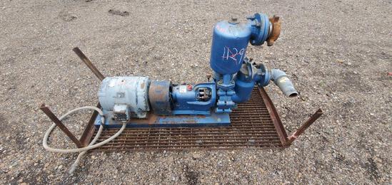 4 Inch Electric Pump
