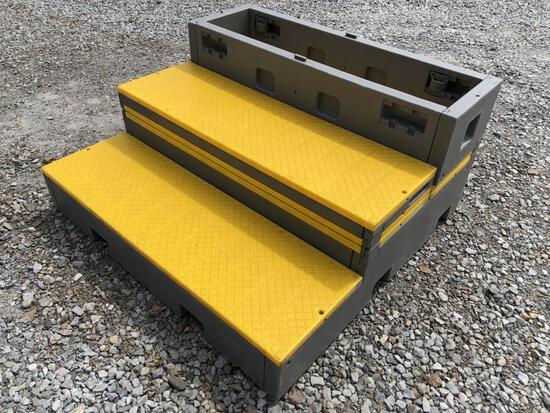 Flip Forms Plastic Platform