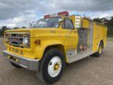 1987 GMC Fire Truck