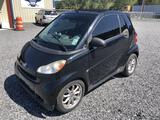 2008 Smart Fortwo 2 Seat Convertible CERTIFICATE OF DESTRUCTION - PARTS ONLY