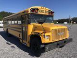 1995 GMC/Blue Bird School Bus