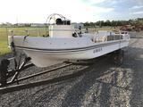 Deck Boat