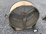 Air Master Shop Fan