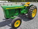 John Deere 830 2 WD Tractor