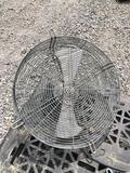 Eberle Industrial Fan 220 Volts