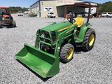 John Deere 3038E Tractor