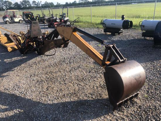 Kelly Backhoe Attachment