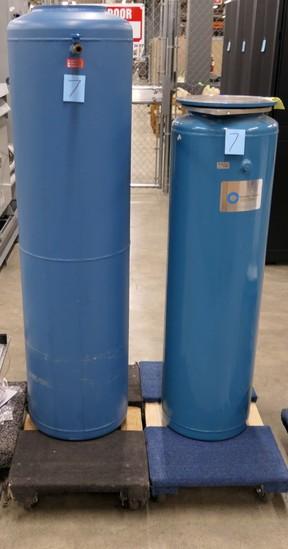 High Vacuum Cryogenic Tanks