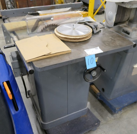 Table Saw: Rockwell 10 Inch Unisaw