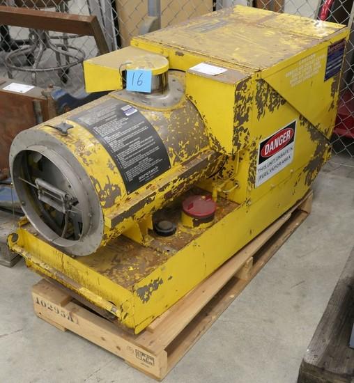 Heater: Aerotech BT 400-45, 400,000 BTU Per Hour