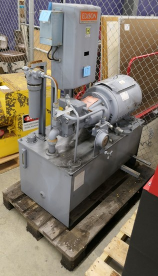 Motor : Lincoln TV-3735-A1-C