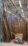 LOT 18: Antique Wooden Wall Molding/ Edging Slats