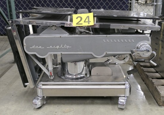 Surgical Table: American Sterilizer Company Ten Eighty
