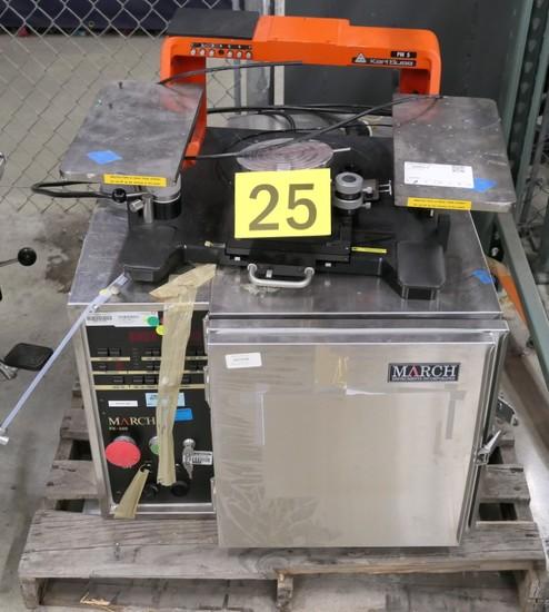Plasma Treatment System: March PX-500