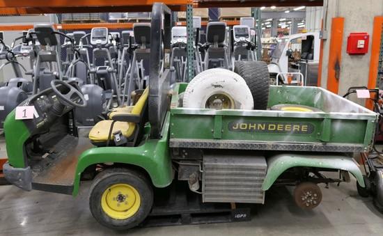 Utility Vehicle: 2007 John Deere Pro Gator