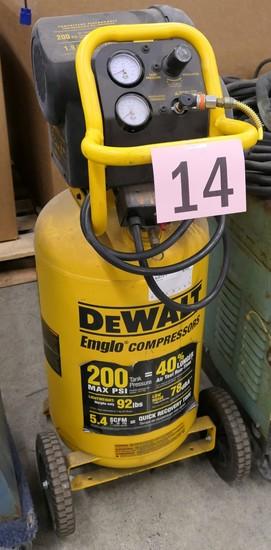 Air Compressor: DeWalt Emglo D55168 Electric 15 Gallon Wheeled
