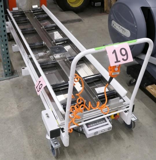 Cadaver Lift: MOPEC Inc, Model JD950