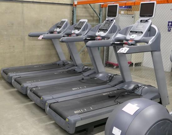 Treadmills: Precor 956i