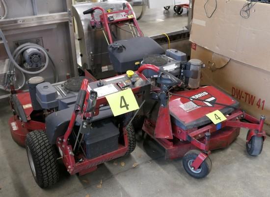 32-inch Walk Behind Mowers: Ferris 32 Hydrocut, For Parts or Repair, 2 Items
