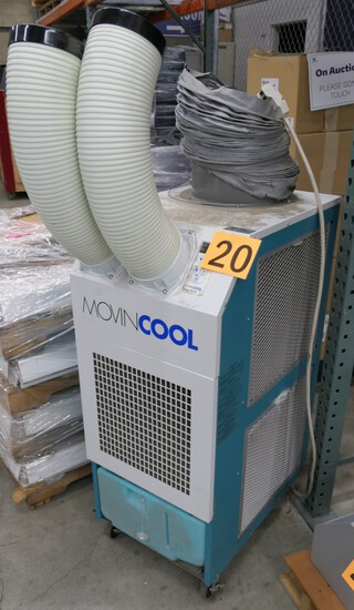 Mobile AC Unit: MovinCool Classic Plus 26
