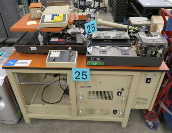 Wafer Probing Station: 1 Item on Cart