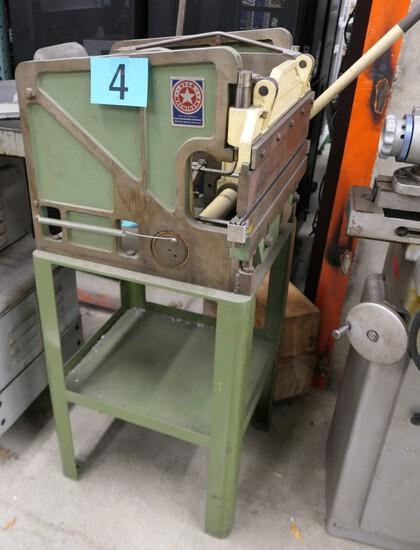 Hand Press Brake: DI-ACRO, 1 Item