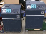 Recirculating Chillers: 2 Items on 1 Dolly