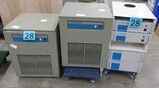Helium Cryo Compressors and Control Modules: 6 Items on 2 Dollies